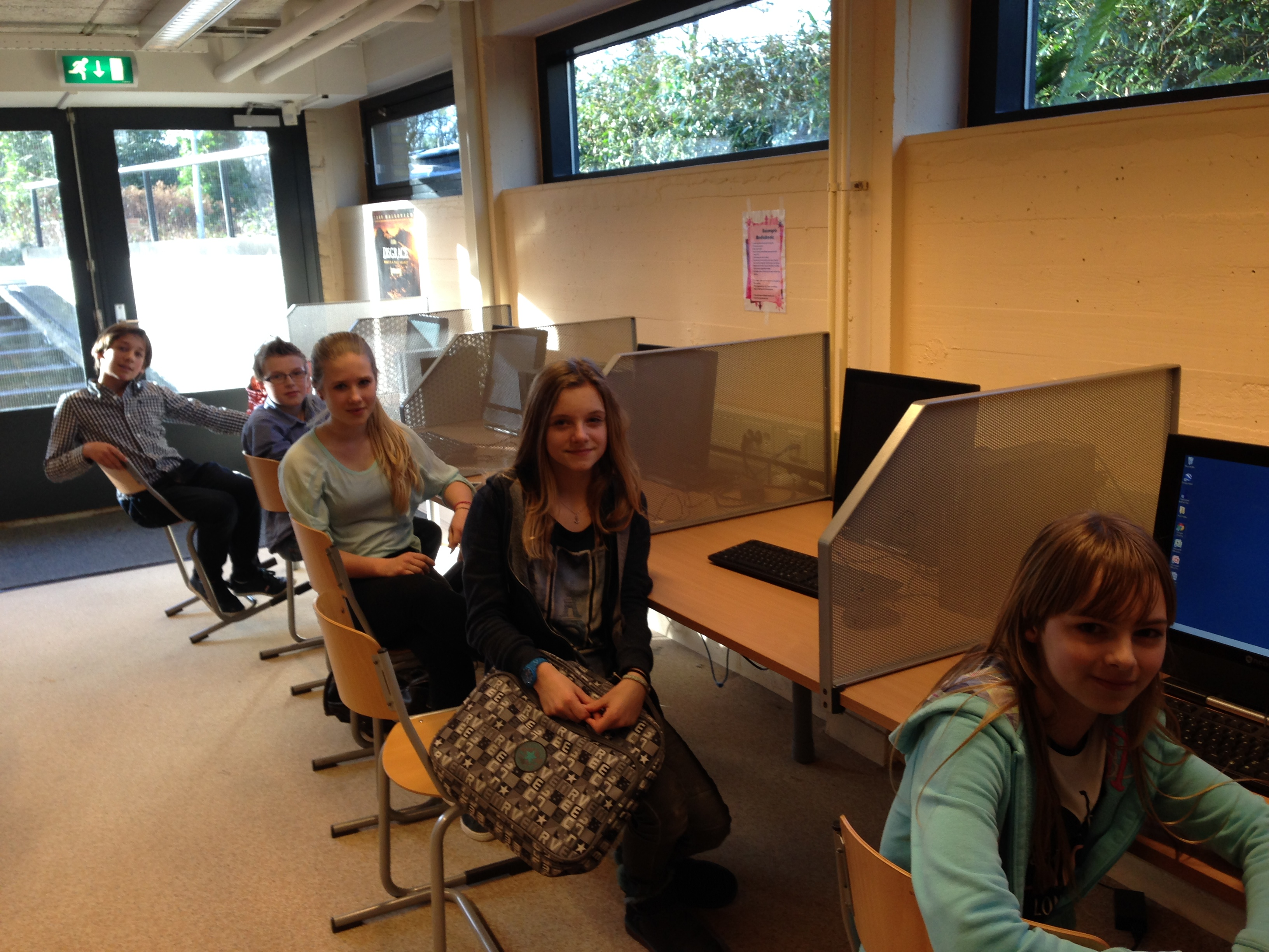 Brugklasblog van het lorentz hoe overleef je de brugklas for Lorentz lyceum